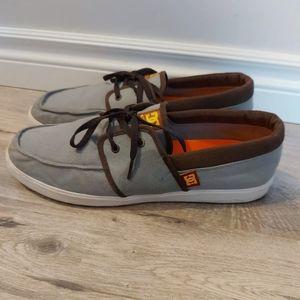 DC Shoes Unilite Gray Men's Hampton Size US 12